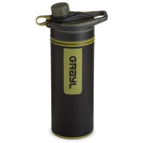 Grayl Geopress Water Purifier camo black